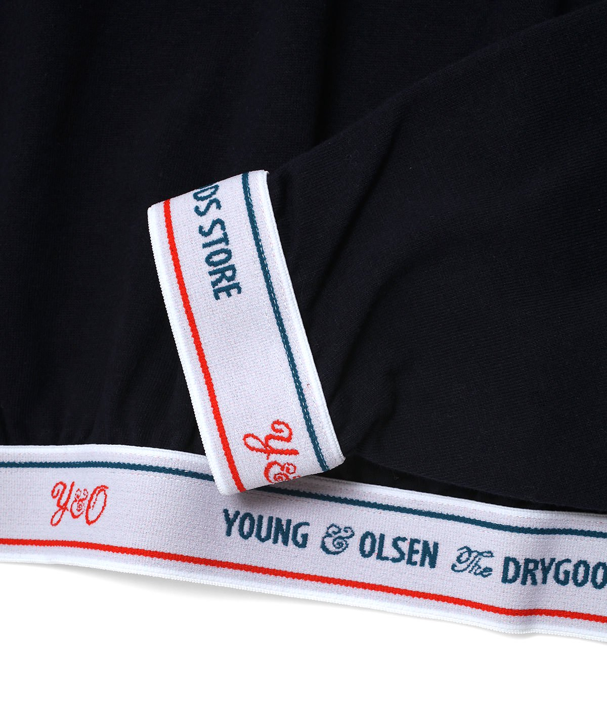 OLSEN'S TRAINING TOP LS