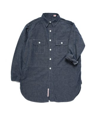 YOUNG & OLSEN DOUBLE CHEST WORK SHIRTS