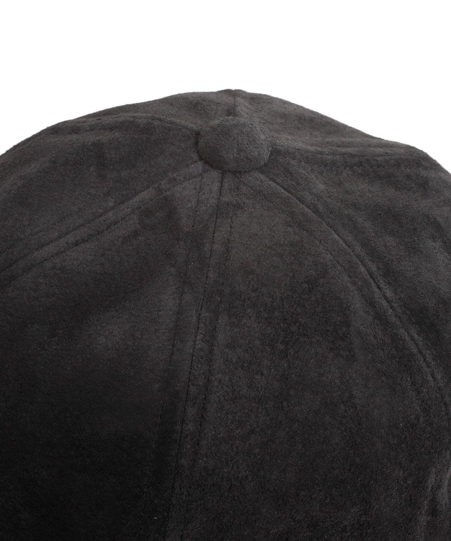 ヤングアンドオルセン PIG SUEDE BB CAP 詳細画像13