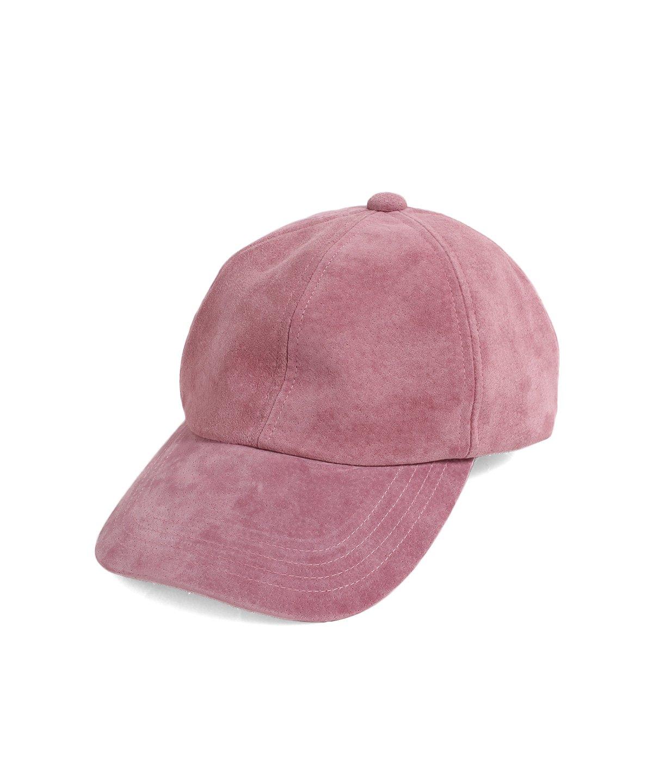ヤングアンドオルセン PIG SUEDE BB CAP 詳細画像4