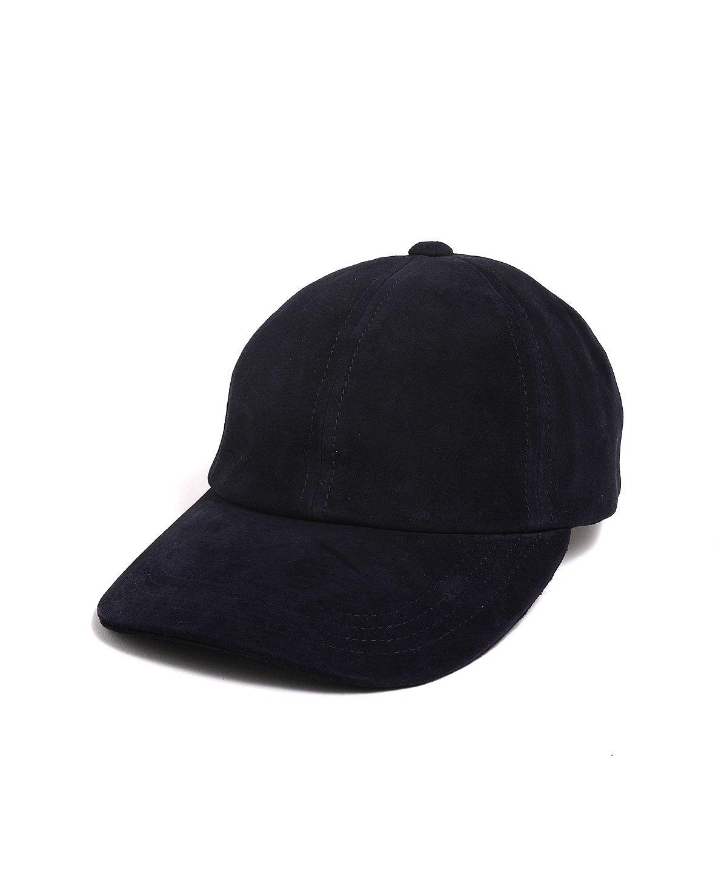 ヤングアンドオルセン PIG SUEDE BB CAP 詳細画像6