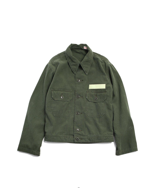 ヤングアンドオルセン HALF METAL JACKET 詳細画像1