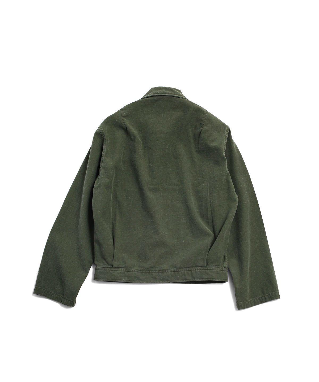 ヤングアンドオルセン HALF METAL JACKET 詳細画像3