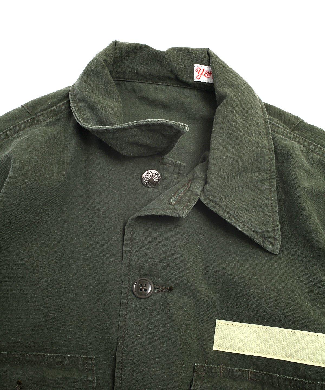 ヤングアンドオルセン HALF METAL JACKET 詳細画像4