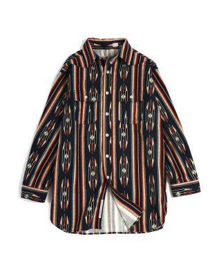 YOUNG & OLSEN TIN STRAP FLANNEL SHIRTS