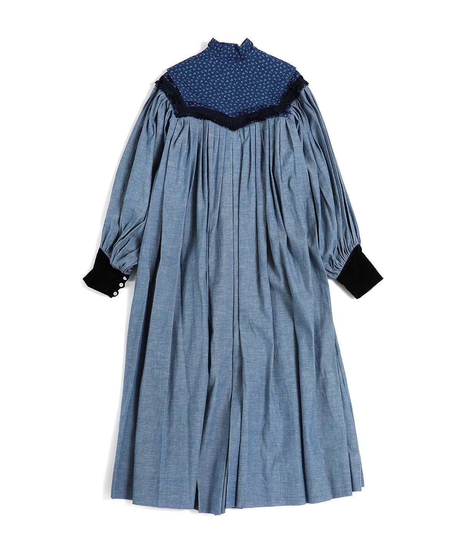 ヤングアンドオルセン SANTA FE PLEATED DRESS 詳細画像3
