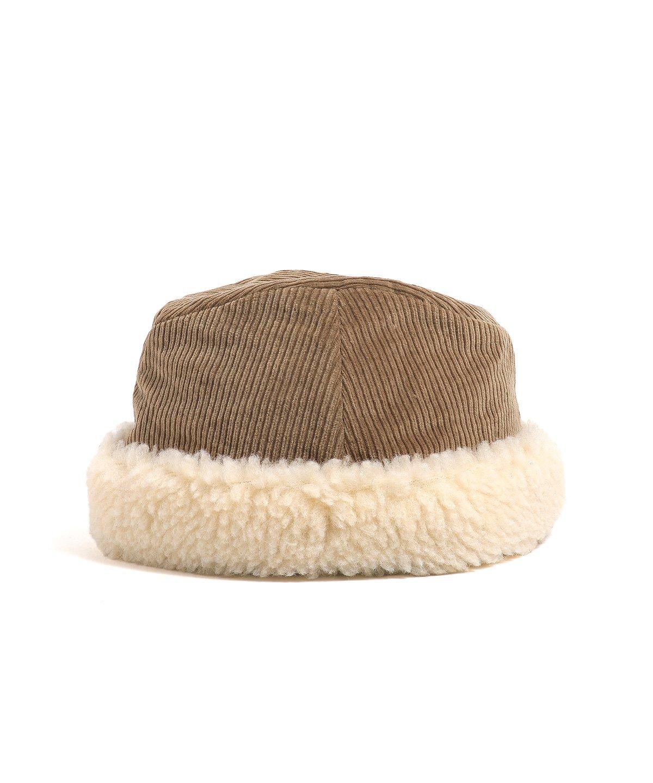 ヤングアンドオルセン CANADIAN CORD HAT 詳細画像3