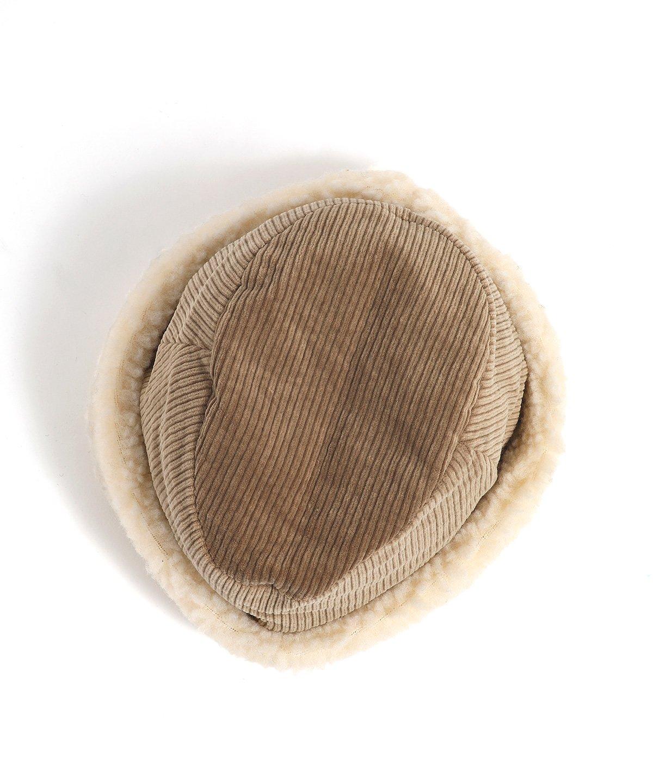 ヤングアンドオルセン CANADIAN CORD HAT 詳細画像5