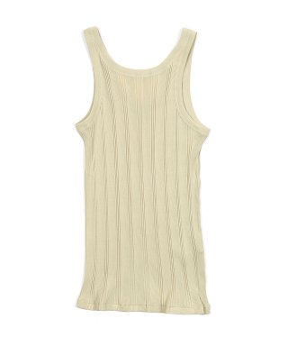 YOUNG & OLSEN RANDOM RIB BACKWARDS TANK