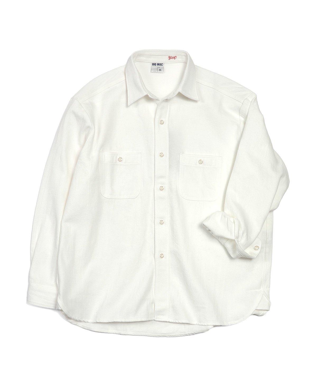 ヤングアンドオルセン 【BIGMAC×YOUNG & OLSEN】ネルシャツ/チェックシャツ 詳細画像3