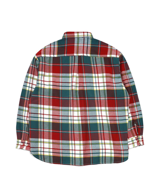ヤングアンドオルセン 【BIGMAC×YOUNG & OLSEN】ネルシャツ/チェックシャツ 詳細画像4