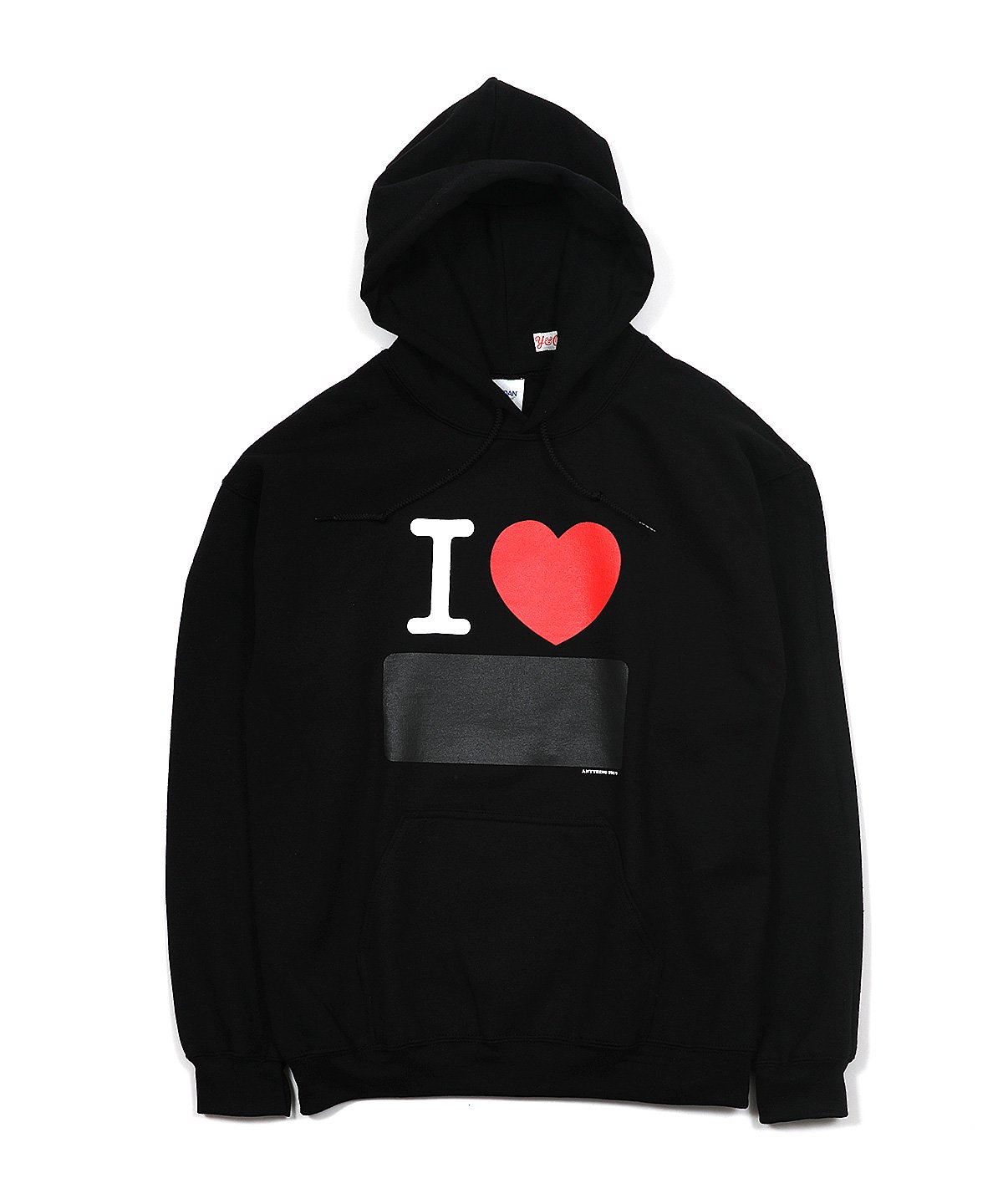 I LOVE ANYTHING HOODIE