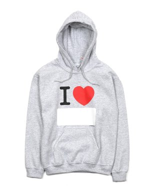 YOUNG & OLSEN I LOVE ANYTHING HOODIE