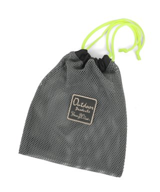 YOUNG & OLSEN OUTDOOR MESH POUCH