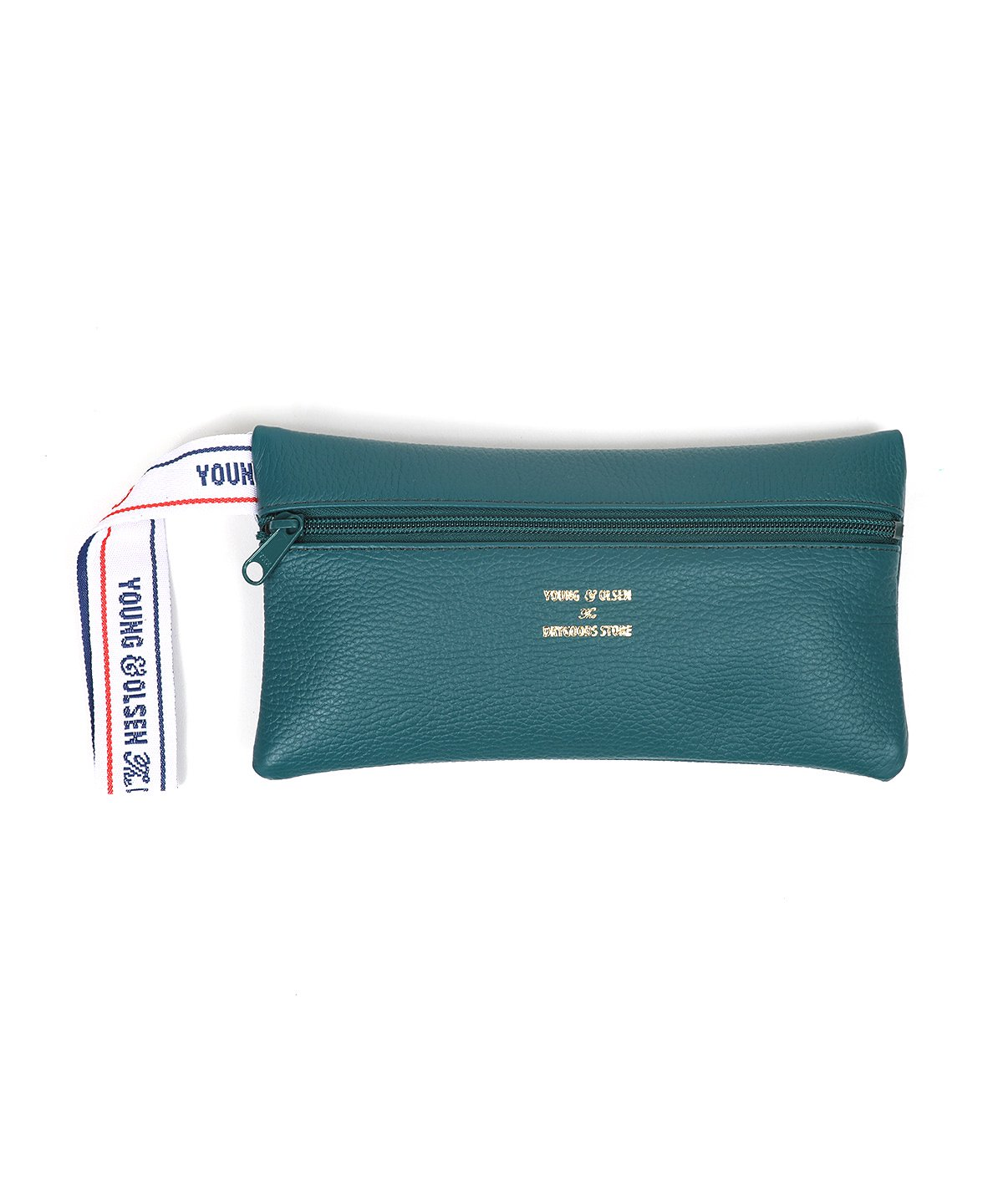 Y&O LEATHER POUCH M