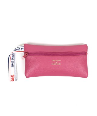 YOUNG & OLSEN Y&O LEATHER POUCH M