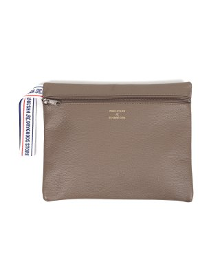 YOUNG & OLSEN Y&O LEATHER POUCH L