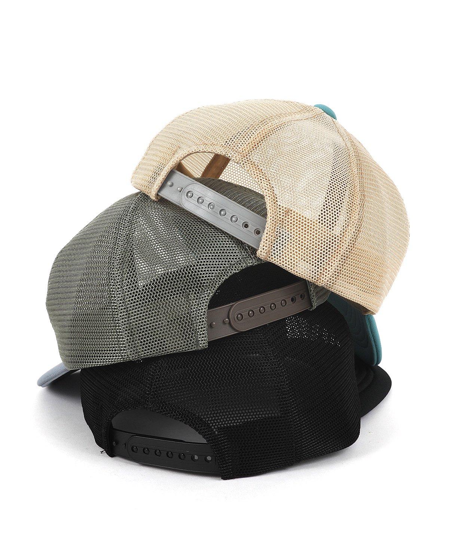ヤングアンドオルセン TRUCKER MESH CAP 詳細画像5
