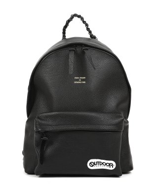 YOUNG & OLSEN OUTDOOR LEATHER DAYPACK