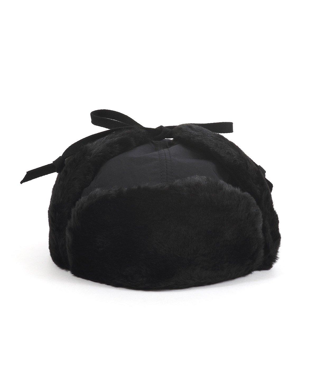 ヤングアンドオルセン FAKE FUR TRAPPER CAP 詳細画像1