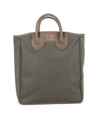 YOUNG & OLSEN CANVAS CARRYALL TOTE M