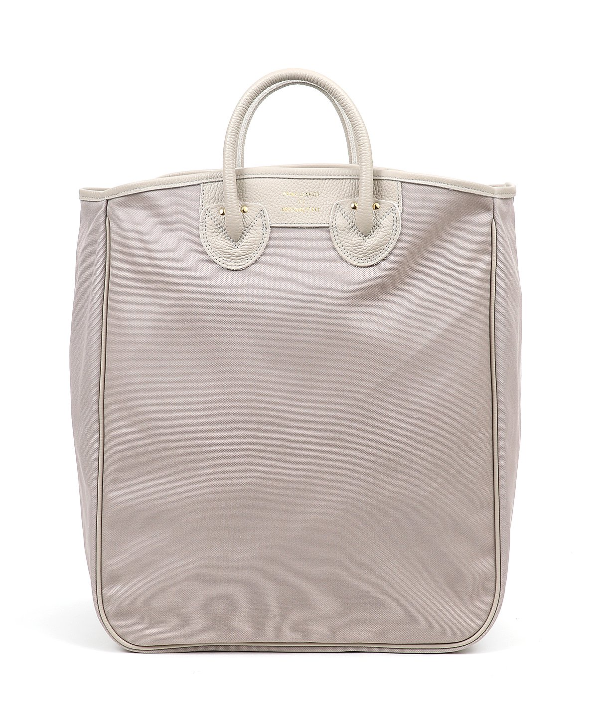 CANVAS CARRYALL TOTE L