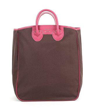 YOUNG & OLSEN CANVAS CARRYALL TOTE L