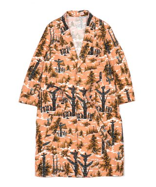 YOUNG & OLSEN COTTON FLANNEL GOWN