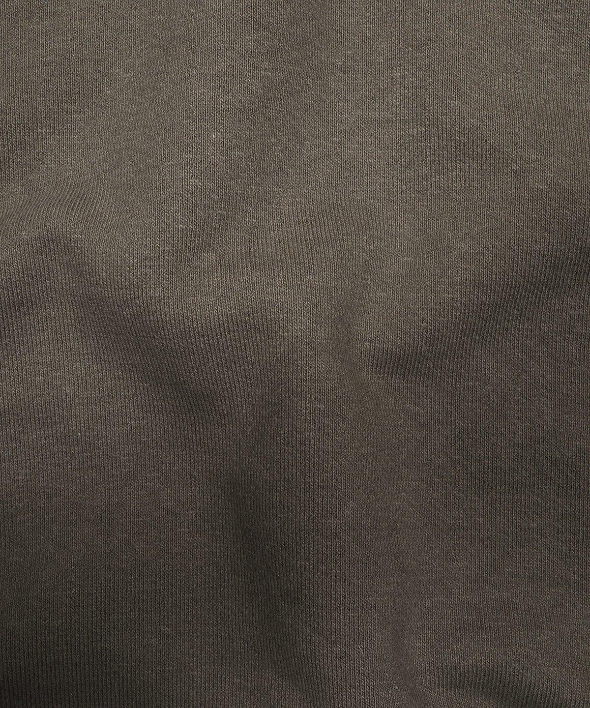 ヤングアンドオルセン LOOP WHEELED  FRONT V SWEAT 詳細画像4