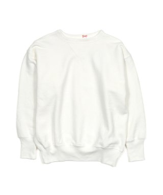 YOUNG & OLSEN LOOP WHEELED  FRONT V SWEAT