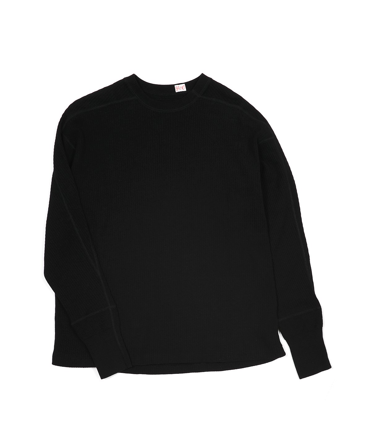 SWEDISH RIB LONG TEE SHIRTS