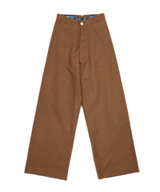 YOUNG & OLSEN C/W FLANNEL NAVAL TROUSER