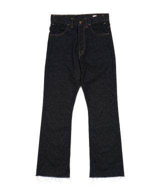 YOUNG & OLSEN 70'S HIP JEANS (ONE WASH)