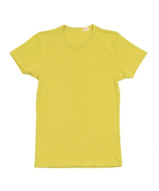 YOUNG & OLSEN SUVIN FRENCH RIB SS TEE