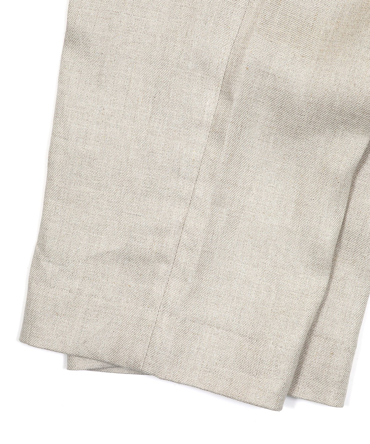 UNCLE SAM'S LINEN TWILL TROUSER