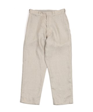 YOUNG & OLSEN UNCLE SAM'S LINEN TWILL TROUSER
