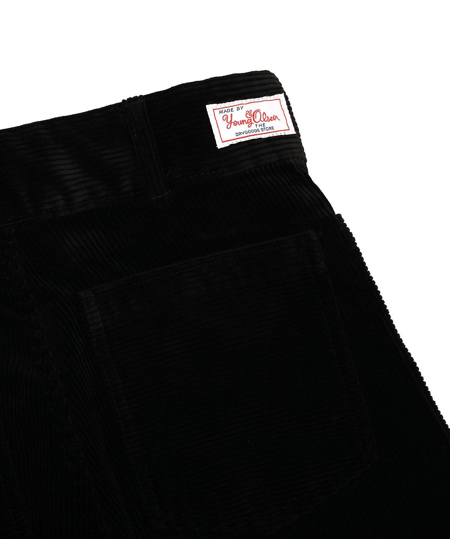 ヤングアンドオルセン ORGANIC CORD MARINE BELLS 詳細画像6