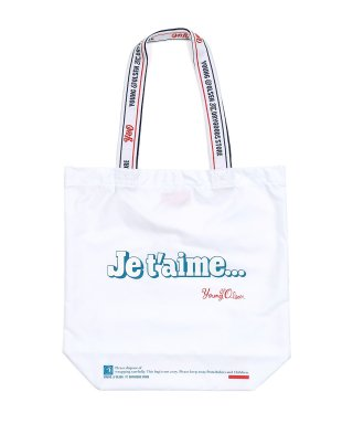 YOUNG & OLSEN Y&O SHOPPING TOTE JT