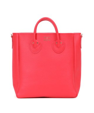 YOUNG & OLSEN EMBOSSED LEATHER D TOTE M