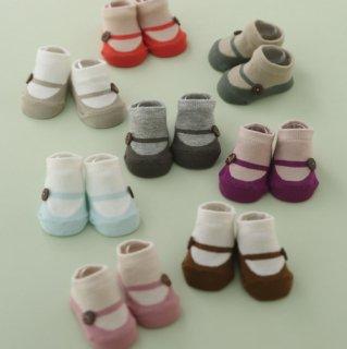 K-009 Ballet Shoes Socks