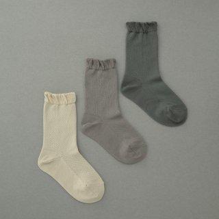K-075 Mesh Socks <br>(22.5-24.5)
