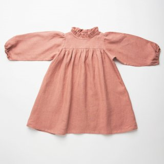 <img class='new_mark_img1' src='https://img.shop-pro.jp/img/new/icons14.gif' style='border:none;display:inline;margin:0px;padding:0px;width:auto;' />Nellie Quats - Marbles Dress / Dusty Rose Linen