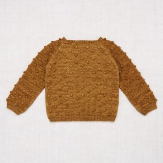 <img class='new_mark_img1' src='https://img.shop-pro.jp/img/new/icons14.gif' style='border:none;display:inline;margin:0px;padding:0px;width:auto;' />Misha and Puff - Popcorn Sweater / Bronze