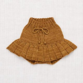 <img class='new_mark_img1' src='https://img.shop-pro.jp/img/new/icons14.gif' style='border:none;display:inline;margin:0px;padding:0px;width:auto;' />Misha and Puff - Skating Pond Skirt / Bronze