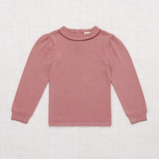 <img class='new_mark_img1' src='https://img.shop-pro.jp/img/new/icons14.gif' style='border:none;display:inline;margin:0px;padding:0px;width:auto;' />Misha and Puff - Frankie Sweater / Antique Rose
