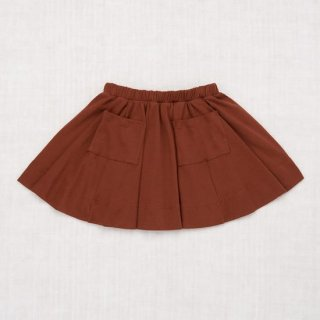 <img class='new_mark_img1' src='https://img.shop-pro.jp/img/new/icons14.gif' style='border:none;display:inline;margin:0px;padding:0px;width:auto;' />Misha and Puff - Circle Skirt / Chestnut