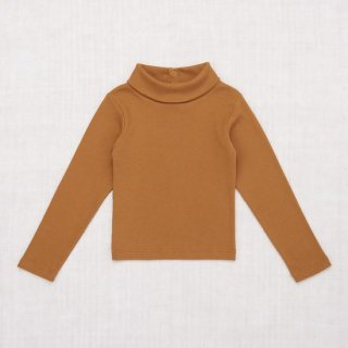 <img class='new_mark_img1' src='https://img.shop-pro.jp/img/new/icons14.gif' style='border:none;display:inline;margin:0px;padding:0px;width:auto;' />Misha and Puff - Ribbed Turtleneck / Bronze
