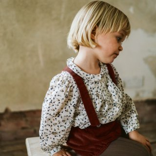 <img class='new_mark_img1' src='https://img.shop-pro.jp/img/new/icons20.gif' style='border:none;display:inline;margin:0px;padding:0px;width:auto;' />30%OFF Little Cotton Clothes - Josephine blouse / dainty floral