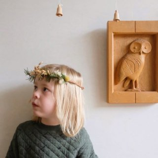 <img class='new_mark_img1' src='https://img.shop-pro.jp/img/new/icons14.gif' style='border:none;display:inline;margin:0px;padding:0px;width:auto;' />Laine Maison DIY flower crown/necklace