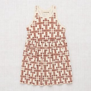 <img class='new_mark_img1' src='https://img.shop-pro.jp/img/new/icons14.gif' style='border:none;display:inline;margin:0px;padding:0px;width:auto;' />Misha and Puff - Railroad Floral Racer Back Dress